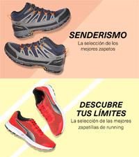 Calzado Deportivo: Senderismo, Running,...